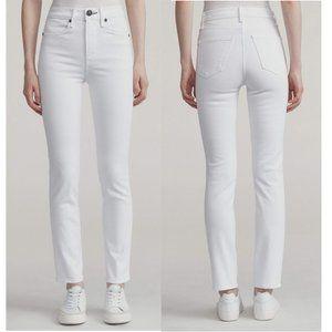 rag & bone Cigarette Jeans Size 26 NEW